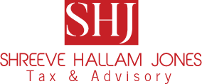 Shreeve Hallam Jones logo